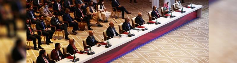 ادامه اختلافات روی نهایی سازی طرزالعمل مذاکرات؛ آیا هیئت مذاکره کننده حکومت یک دست نیست؟