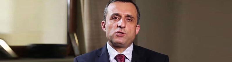 امرالله صالح گزارش قاچاق پول از میدان هوایی بینالمللی حامد کرزی را بیاساس خواند