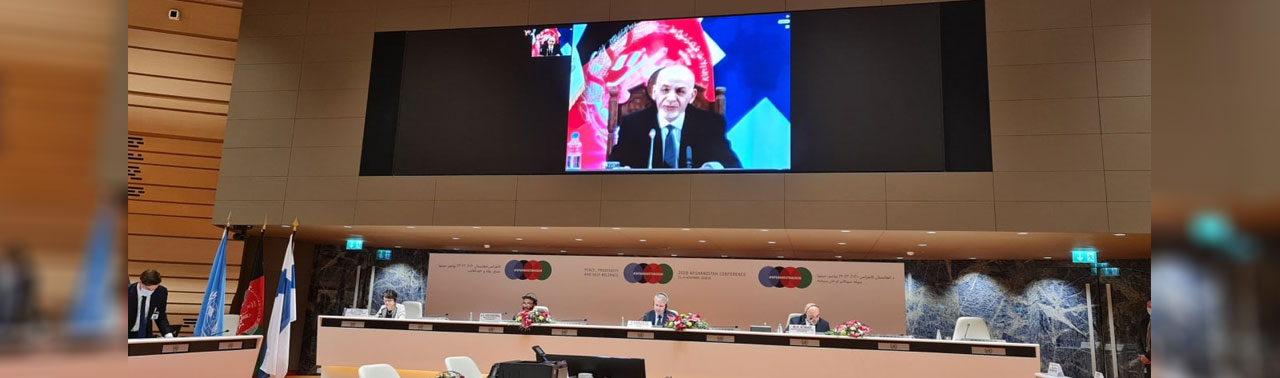 آخرین روز نشست جینوا؛ تاکنون جامعه جهانی حدود ۶ میلیارد دالر کمک برای افغانستان تعهد کرده اند