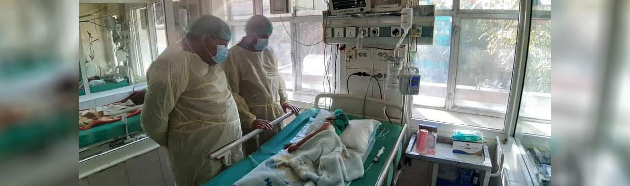 نخستین مرکز دولتی جراحی قلب برای کودکان؛ عملیات قلب در شفاخانه صحت طفل اندراگاندی موفقانه انجام شد