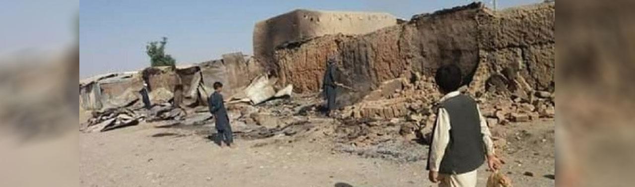 حمله موتربمب در ولایت فاریاب نزدیک به ۲۰ کشته و زخمی برجای گذاشت