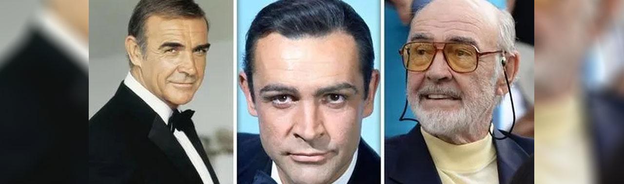 ۲۰ حقیقت خواندنی در مورد شون کانری، جیمز باند سینما