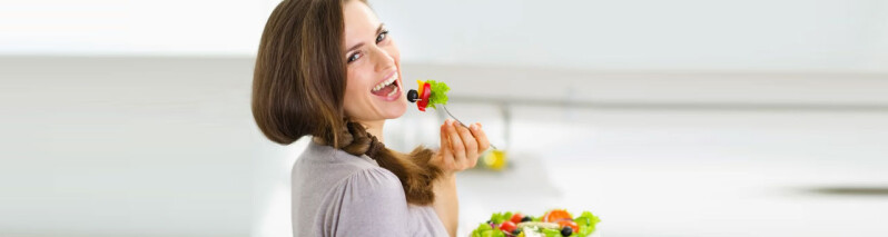 ۱۰ توصیه غذایی که کمک تان می کند همیشه شاداب و سلامت باشید