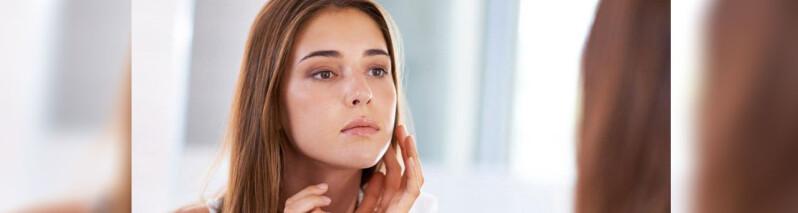 ۶ چیز که پوست تان در مورد رژیم غذایی شما می گوید