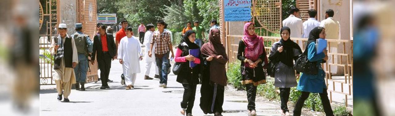 دو روز پس از حمله؛ دروس دانشگاه کابل امروز دوباره از سر گرفته می شود