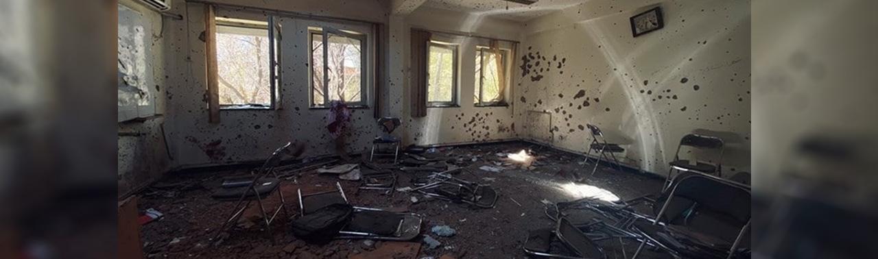 بازداشت طراح حمله بر دانشگاه کابل؛ صالح: این فرد تا صنف سوم شرعیات درس خوانده است