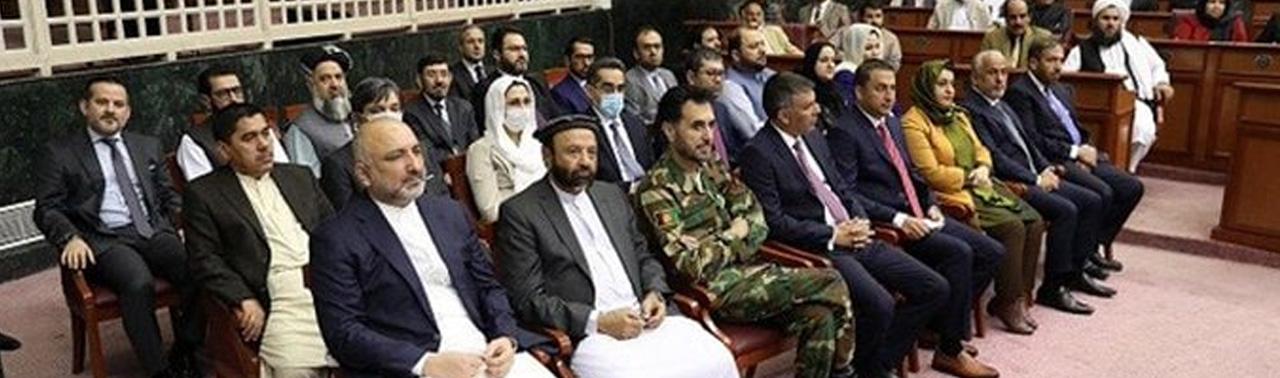 آغاز روند رآی دهی پارلمان به کابینه؛ نامزدوزیران خارجه، داخله و مالیه برنامه های شان را به مجلس ارائه کردند
