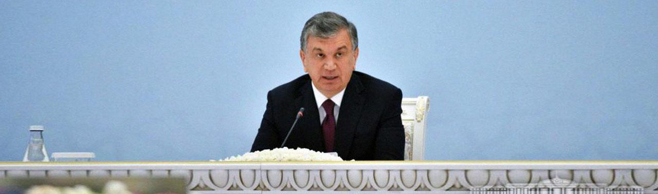 پیشنهاد ازبکستان برای برگزاری کنفرانسی در باره افغانستان در تاشکند