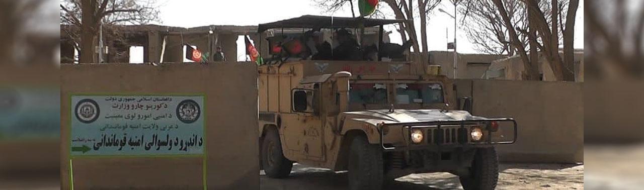 دومین انفجار موتر بمب در کمتر از ده روز در غزنی؛ حمله بر قرار گاه ارتش ۵ کشته برجای گذاشت