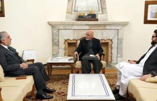 محل مذاکرات مسئله تنش برانگیز؛ عبدالله و غنی امروز در کابل دیدار کردند
