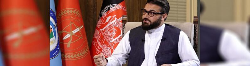 مذاکرات صلح؛ محب: مراحل باقی مانده روند صلح در افغانستان تعقیب شود