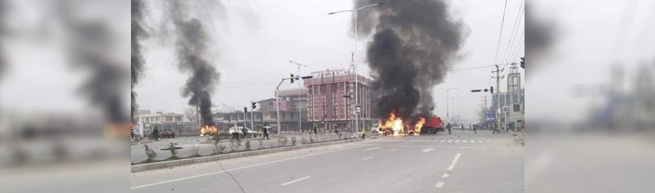 انفجار های پی در پی؛ ۸ کشته و ۱۵ زخمی در کابل