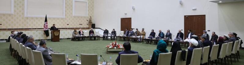 دومین روز نشست کمیتهی رهبری شورای مصالحه؛ عبدالله: دور دوم مذاکرات در قطر آغاز می شود