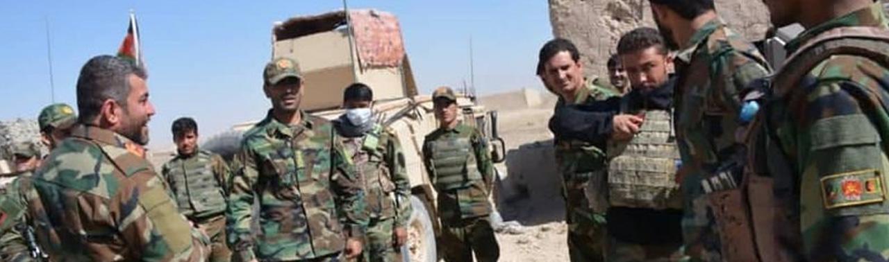 حمله طالبان بر ولسوالی دهراود ارزگان؛ به نیروهای امنیتی تلفات وارد شده است