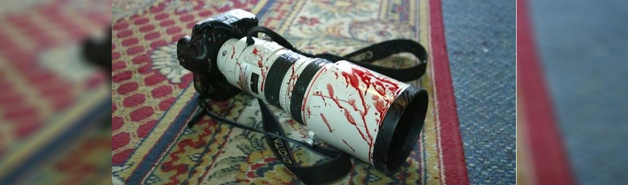 قتل ۶ خبرنگار در کمتر از دوماه؛ افغانستان در سال جاری دومین کشور مرگبار برای خبرنگاران بوده است