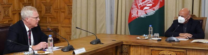 افغانستان در محور توجه مقامات ارشد نظامی آمریکا؛ بازدید سرپرست وزارت دفاع ایالات متحده از کابل