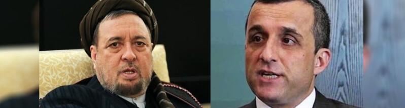 گزارش جنجالی؛ صالح: طالبان داعشی هشدار داده اند در صورت اعدام زندانیان آنان کابل را مسلخ شیعیان می سازند