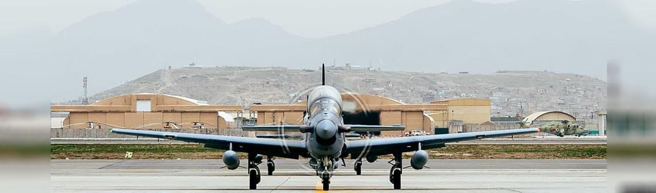نتیجه یک بررسی؛ حملات هوایی نیروهای افغانستان پس از توافقنامه صلح آمریکا و طالبان افزایش داشته است