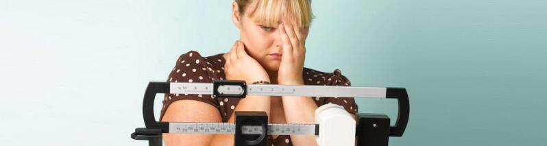 ۸ نشانه که تیروییدتان علت چاق شدن شماست!