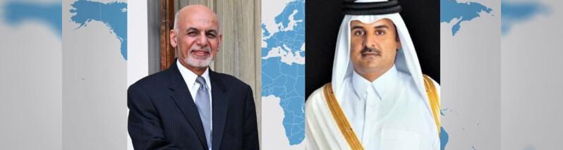 سه روز تا آغاز مذاکرات صلح؛ قطر در تلاش زمینه سازی آتش بس میان حکومت و طالبان