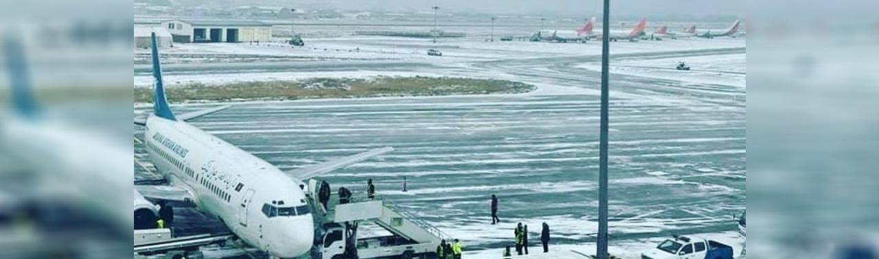 پاسخ اداره هوانوردی ملکی به اظهارات حکمتیار؛ به هیچ هواپیمای ناشناس اجازه نشست و برخاست داده نمی شود