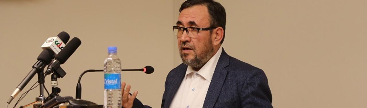 تلاش برای مشروعیت زدایی جنگ؛ احمدی: طالبان تمایل به مذاکره جدی با جانب جمهوری ندارد