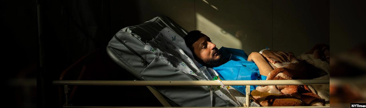تجارت پررونق گرده در افغانستان، دامی که برای فقرا پهن شدهاست