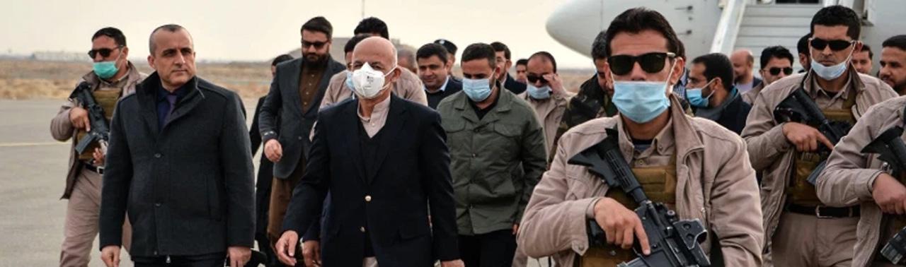 بایدن برای خروج از افغانستان، باید چالش غنی را حل کند