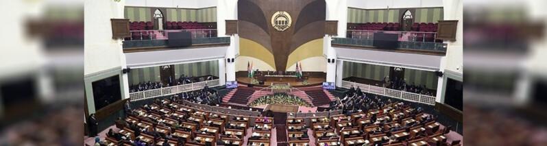 ارسال سومین بودجه سال مالی ۱۴۰۰ به مجلس؛ رحمانی: معاشات کارمندان دولتی باید پرداخته شود