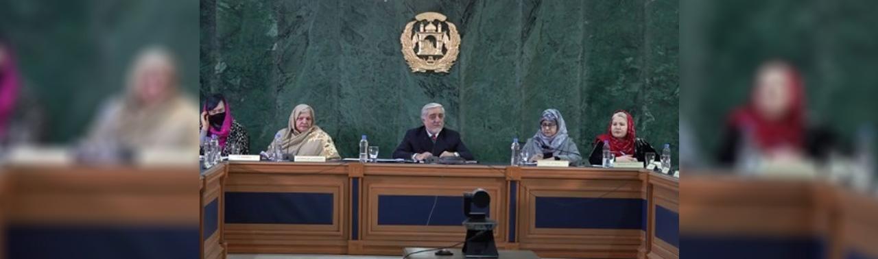 عبدالله: هیچ مصوبه ای در غیاب مردم افغانستان امکان ندارد