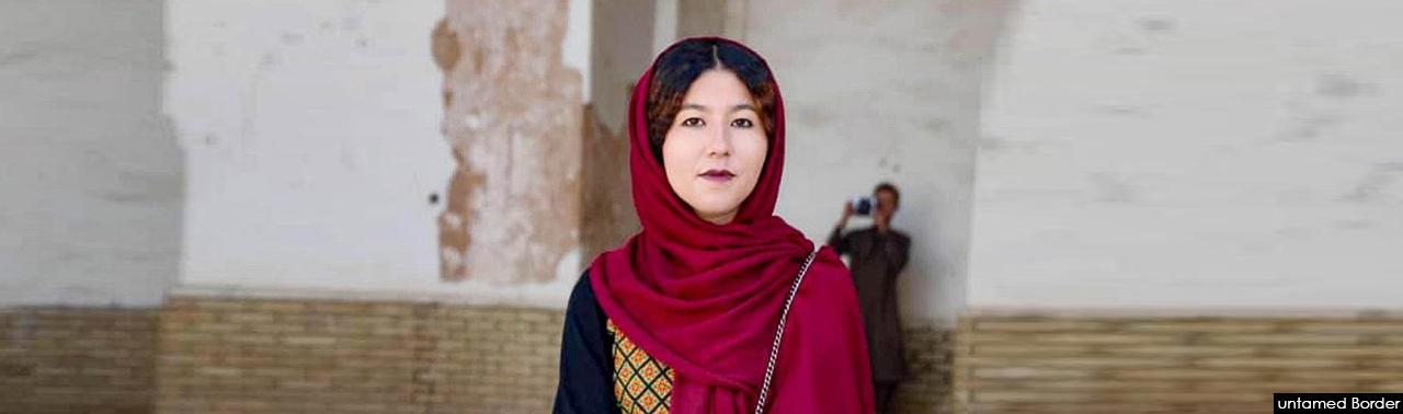 او اولین زن افغان است که راهنمای تور شده، اما تصمیم دارد آخرین نفر نباشد