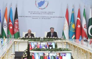 برگزاری نهمین کنفرانس قلب آسیا؛ غنی یک بار دیگر بر انتقال قدرت از طریق انتخابات تاکید کرد