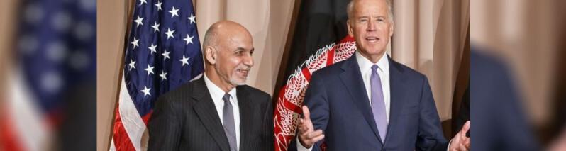 خروج نیروهای آمریکایی از افغانستان؛ از تاکید بایدن بر پایان جنگ طولانی تا اطمینان ارگ از دفاع مستقلانه