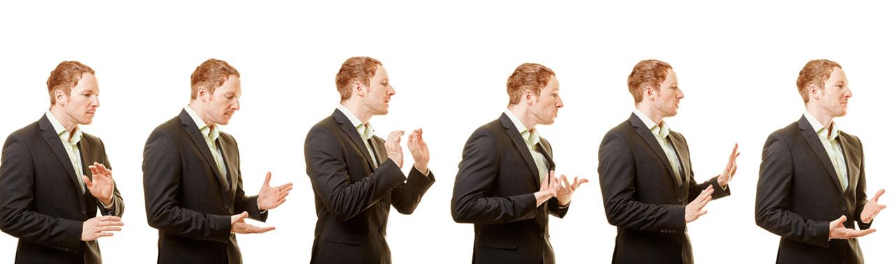 زبان بدن دست ها: ۲۶ معنا و مفهوم معناداری که حرکت دست ها نشان می دهد