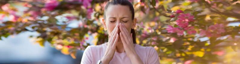 ۱۷ بهترین آنتی هیستامین طبیعی برای مقابله با واکنش های آلرژیک