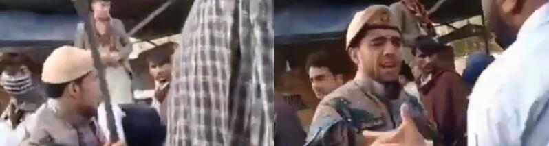 دومین سرباز به دلیل لت و کوب مردم در تورخم بازداشت شد