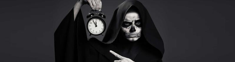 ۴ نکته خواندنی در مورد ترس از مرگ یا تاناتوفوبیا
