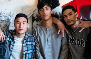 برای رپ خوان های نسل جوان افغانستان، موسیقی و شعر ابزار مبارزه است!