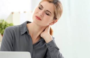 رفع گرفتگی گردن: چگونه خشکی گردن را در یک دقیقه (یا کمتر) از بین ببریم