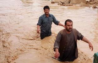 تلفات و خسارات سیلاب ها در پانزده ولایت؛ ۴۶ تن کشته و ۱۵ تن مفقود شده اند