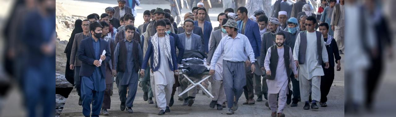 محله هزاره های کابل مات و مبهوت از موج حملات