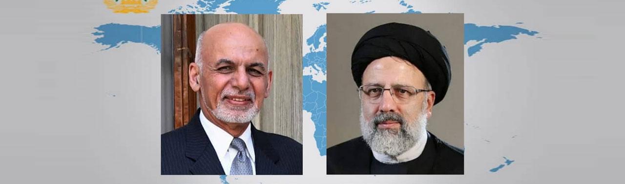 رئیس جمهور جدید ایران خواهان گسترش روابط  و همکاری با افغانستان است