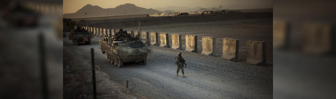 رهبران ناتو خواهان وداع نمادین از افغانستان شدند