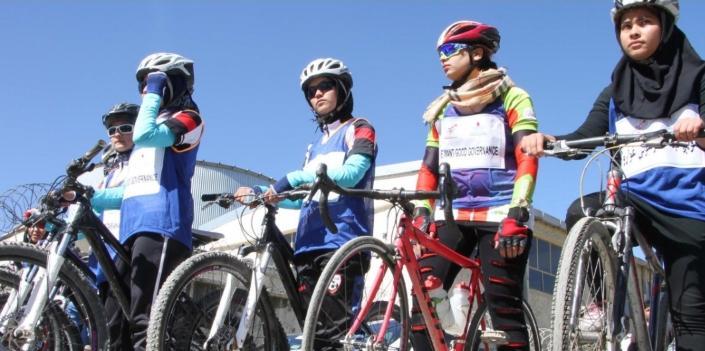 بانوان دوچرخه سوار افغان، سرکش در برابر بازخیزش طالبان!