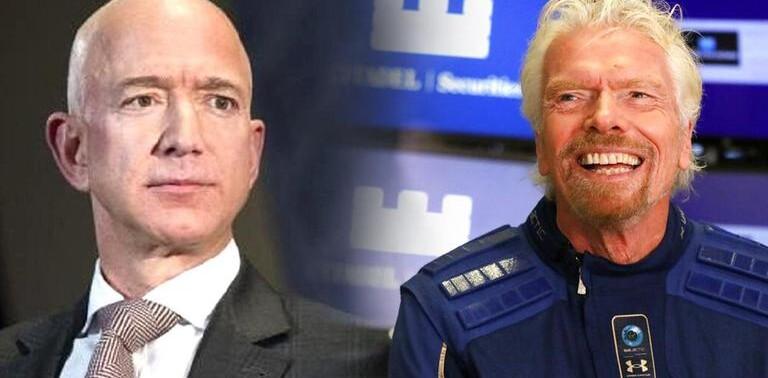 ایالات متحده می گوید جف بزوس و ریچارد برانسون در واقع فضانورد نیستند!