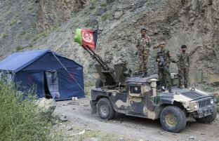 جنگ علیه طالبان در مرکز افغانستان، جنگ میان مرگ و زندگی است