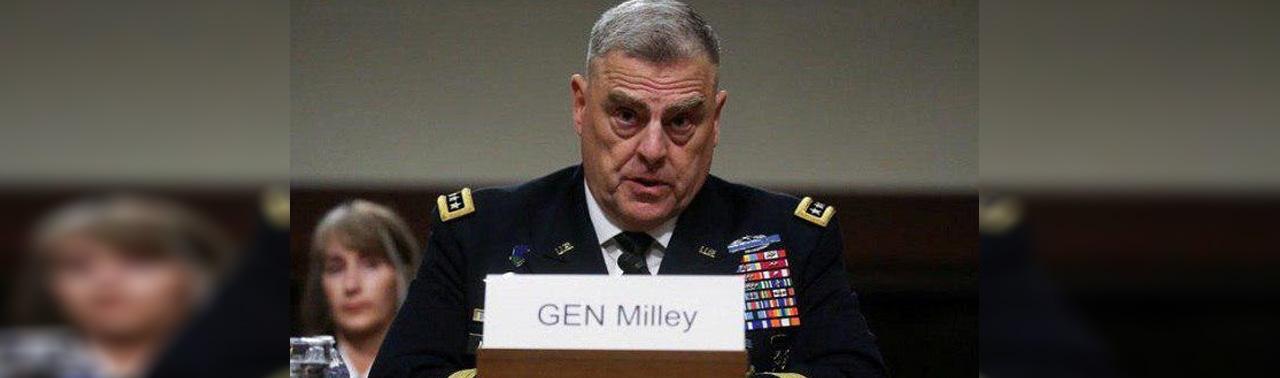 جنرال میلی: طالبان حرکت استراتژیک دارند، اما نیروهای امنیتی افغانستان قدرت خود را تقویت میکنند