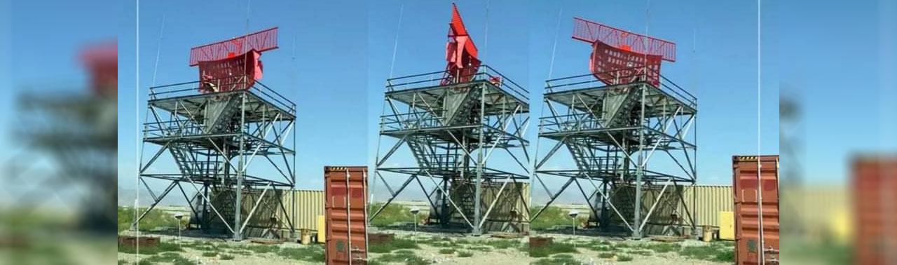 سیستم های راداریVSAT  در میدان هوایی بگرام فعال میشوند
