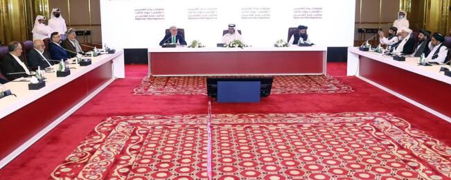 گفتگوهای دوحه عاری از نتیجه؛ هیئتهای حکومت افغانستان و طالبان مجددا دیدار خواهند کرد