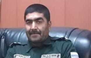 فرمانده پولیس ولسوالی نوزاد هلمند کشته شد